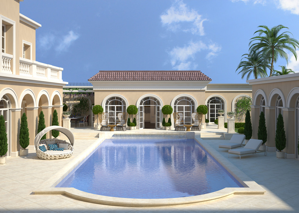 Luxury Villa in Jeddah 1